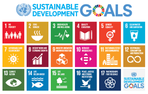sustainability technology - sustainable transportation and the UN SDGs