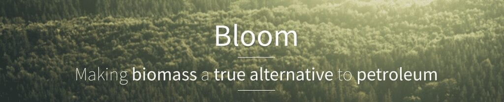 sustainable technology - bloom