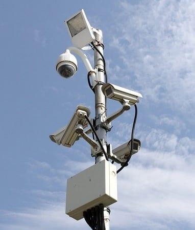 cctv cameras smart city computer vision on the edge