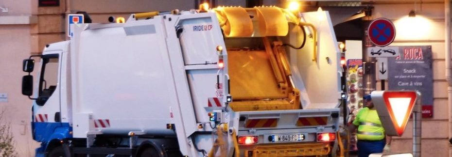 smart city example iot smart waste management