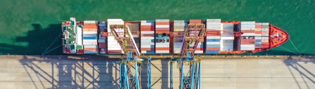 sustainable technology iot for shipping