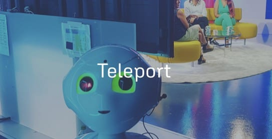 remote robotic avatars cyberselves university of sheffield robotics