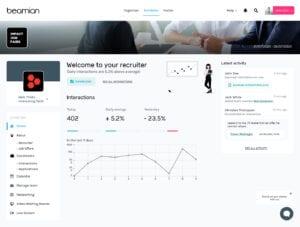 online platform to manage fairs - job fair