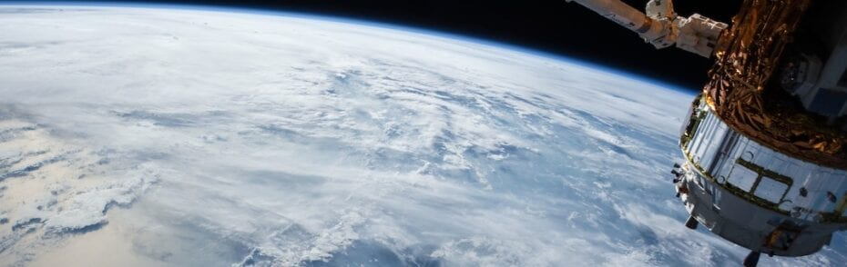 tech with purpose news satellite spacetech ESg investments, 2021 predictions