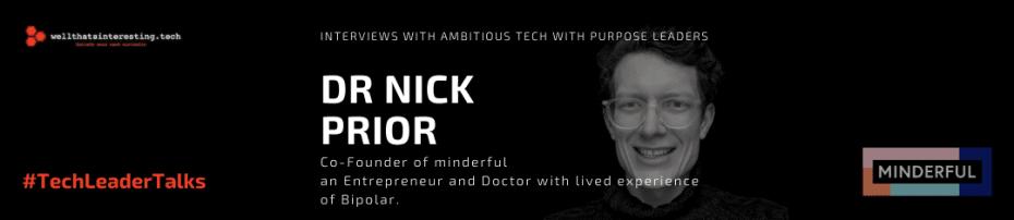 Dr Nick Prior Mental Fitness Mental Illness