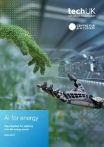 AI for Energy report