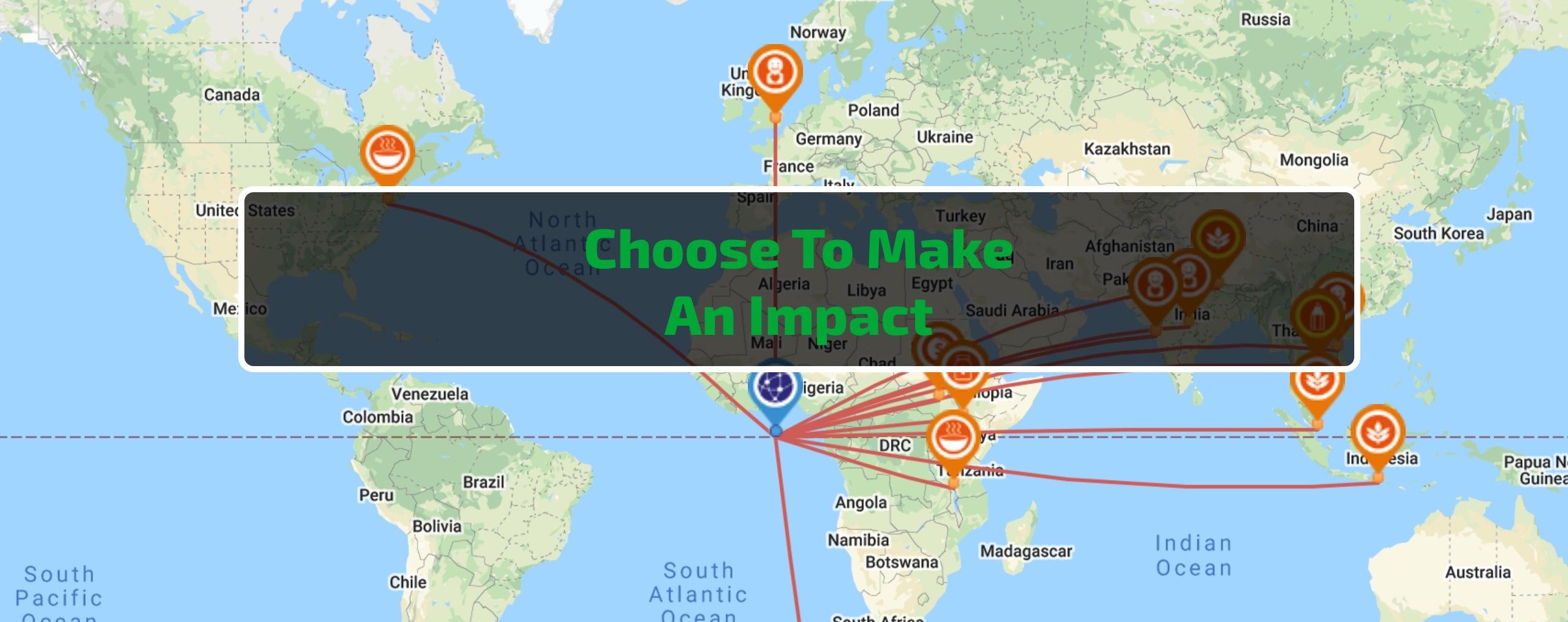 Already making a positive impact - making a positive impact